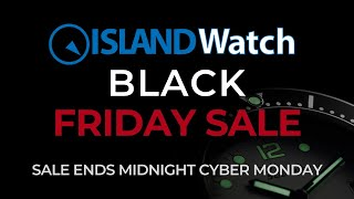 Black Friday Watches Sąle Preview from Long Island Watch - 2019 Online Deals!