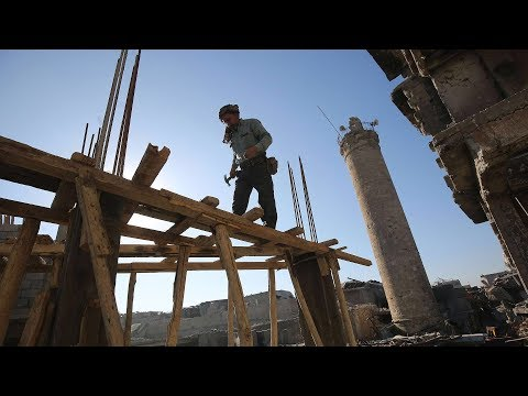 The Iraq war 15 years on: A look at Iraq's economy and reconstruction efforts