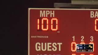 HIGHLIGHT: Peguero hits 100mph thumbnail