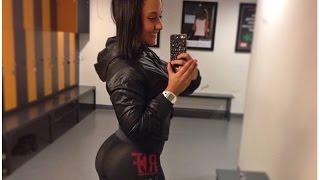 19 Years Old CrossFit Suzanne Svanevik Gym Workout Routines
