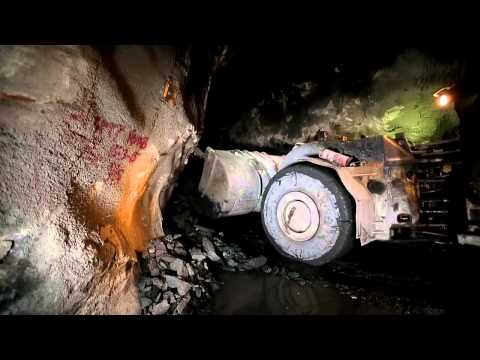 Cat® Underground Loaders: Know Your Options - Ground Engaging Tools