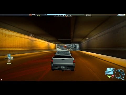 NFS World - Traffic & Cop Cars