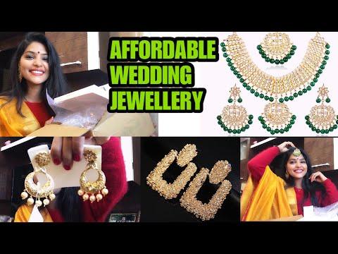 AFFORDABLE WEDDING JEWELLERY ESSENTIALS | ABHIKSHA
