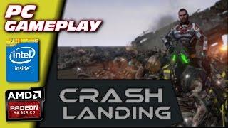 Crash Landing Gameplay [PC]