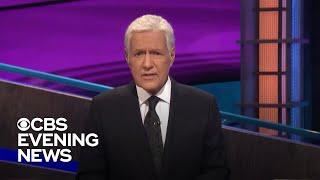 """Jeopardy!"" host Alex Trebek shares update on cancer fight"