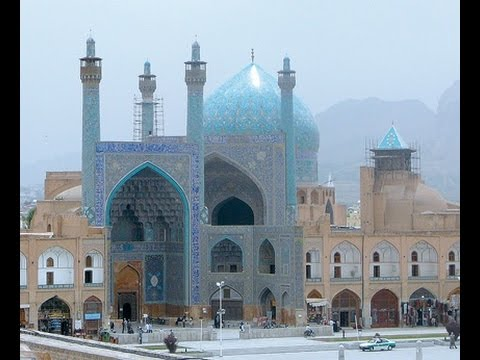 Isfahan The Royal Mosque