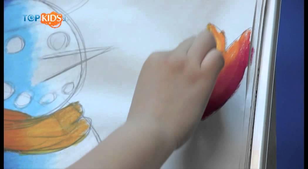 Proses Menggambar Boneka Salju Youtube