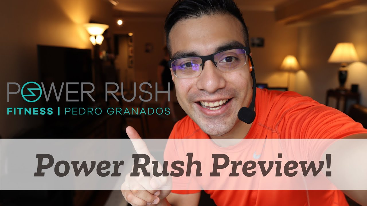Power Rush Fitness - Preview