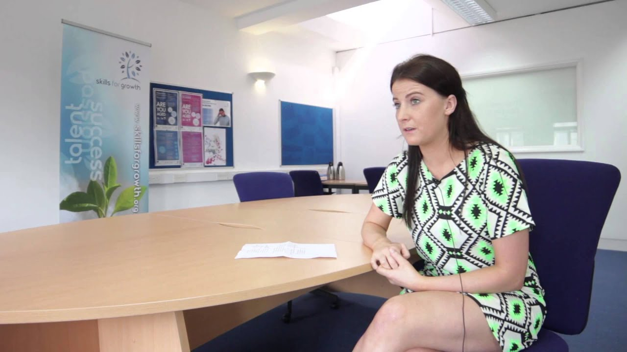 Learner Recruitment Officer Lily Skills For Growth explains ...
