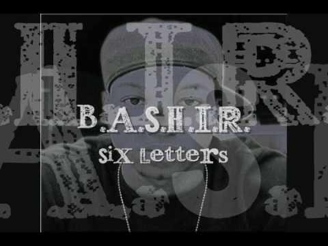 B.A.S.H.I.R. - Six Letters