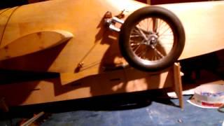 Шавров Ш2 - шестерня ручного управління