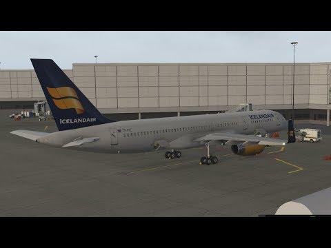 [X Plane 11] TCV601 Lisbon(LPPT) Sal(GVAC) FlightFactor 757-200