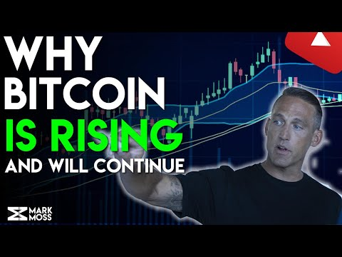 WHY BITCOIN IS GOING UP RIGHT NOW