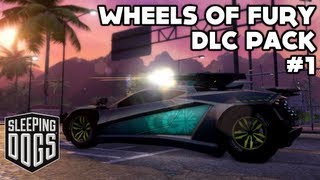 Sleeping Dogs - The Wheels of Fury Pack DLC Walkthrough Part 1 - Mission: Meet the DZS-90 (Xbox 360/PS3/PC HD)