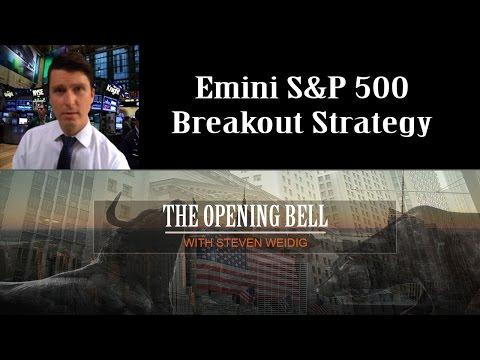 Emini S&P 500 2016 Breakout Strategy