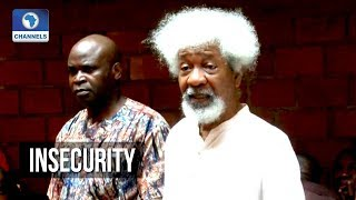 Solution To Nigeria's Problem Is Beyond Buhari - Soyinka