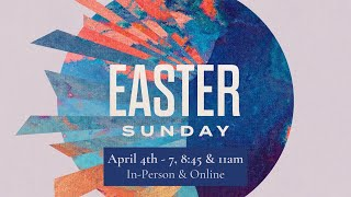 Easter at Central: Overcomer l April 4th, 2021