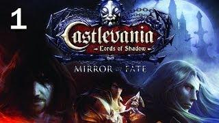 Castlevania Mirror of Fate Прохождение Серия 1 (Саймон Бельмонт)
