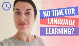 3 hacks for finding time for language learning | 5-Minute Language