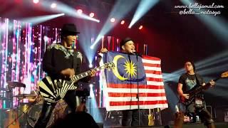 Padi Reborn LIVE In KL 2018 - Sahabat Selamanya (OST Upin & Ipin)