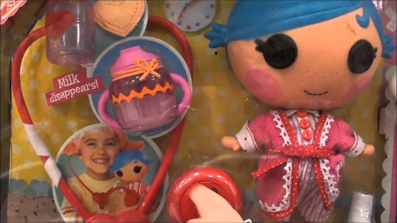 Lalaloopsy Toys At Super Target 3 Year Old Girl Loves To
