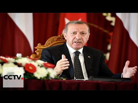 Erdogan issues new presidential decree