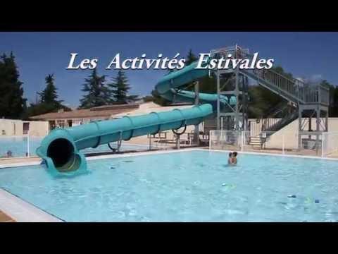 Les activités estivales du centre sportif Espace Gard Découvertes