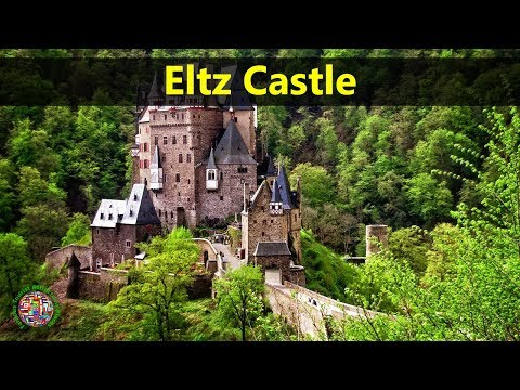 Best Tourist Attractions Places To Travel In Germany | Eltz Castle Hall Destination Spot