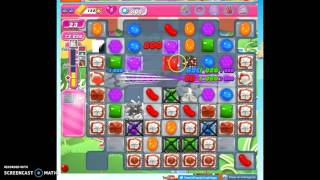 Candy Crush Level 808 help w/audio tips, hints, tricks