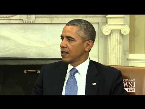 Obama And Netanyahu On Israel, Palestine And Syria