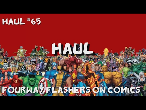 FWF Comic Book Haul: No right to call it a Weekly Haul