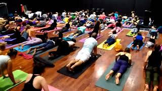 Yogific's Yoga & Vegan Festival in Kingston (2016) - Post-event peeks