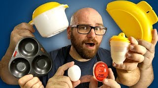 Testing Kitchen Gadgets - As Seen On TV EGG Gadget edition!