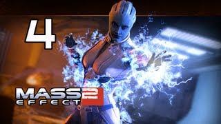 Mass Effect 2 Gameplay Walkthrough - Part 4 Lair of the Shadow Broker DLC