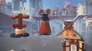 Лего Ниндзяго Фильм Все наборы Анимация LEGO Ninjago Movie