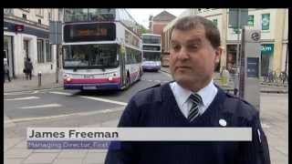 First launch 'Cheers Drive' awards - The 6 - Made In Bristol TV