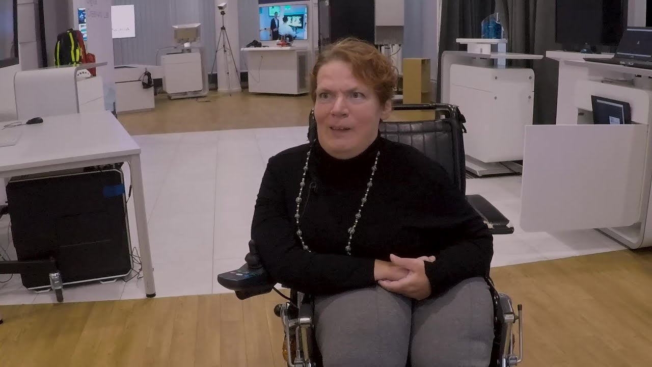 Inclusion at Nokia: no limits to opportunity – Marion shares her story