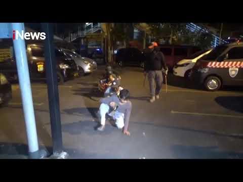 Tawuran Antar Remaja Di Jatinegara, Polisi Amankan 5 Remaja - Police Line 16/11