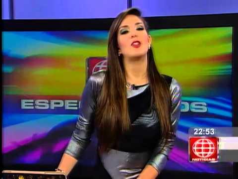América Noticias - 050614 - Silvia Cornejo lamentó incidente en 'Al aire'