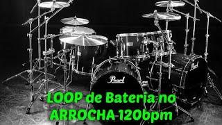 LOOP de Bateria no ARROCHA para ESTUDO | Base de Bateria Arrocha