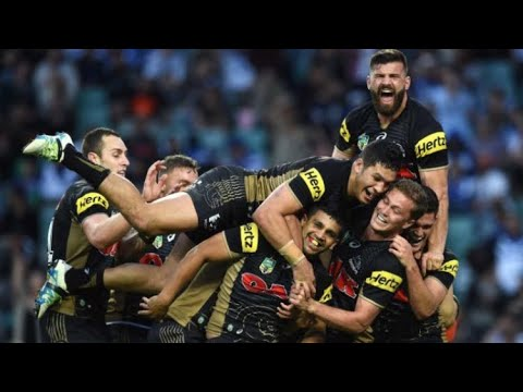 Nrl Highlights Canberra Raiders V Penrith Panthers Round 14 Youtube