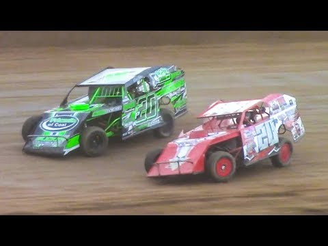 Modified Heat Eight | Tyler County Speedway | 6-30-18