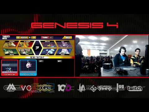 Genesis 4 - ACE FS | FullStream Vs. RK987 - Winners Finals - Rivals of Aether