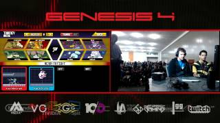 Genesis 4 - ACE FS | FullStream Vs. RK987 - Winners Finals - Rivals of Aether