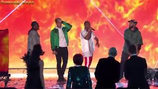 Rak Su & Wyclef Jean ft. Naughty Boy! - Final The X Factor 2017 [4K]