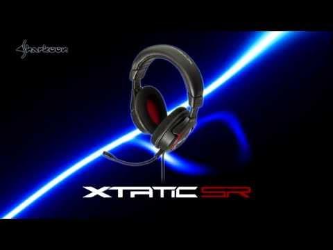 Sharkoon X-Tatic SR [en]