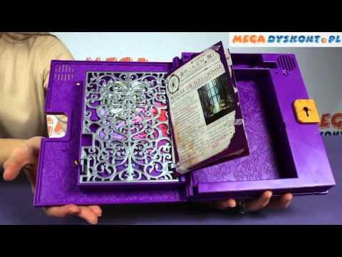 Дневник Секретный / Secret Hearts Password Journal - Ever After High - BCF51