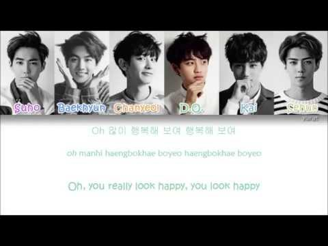 EXO - What If... (Korean Ver.) (Color Coded Han|Rom|Eng Lyrics)