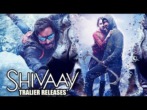 Shivaay Official Trailer #2 | Ajay Devgn, Sayyeshaa, Erika Kaar, Abigail Eames