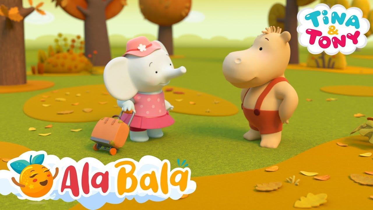Desene animate în română cu Tina și Tony | AlaBala